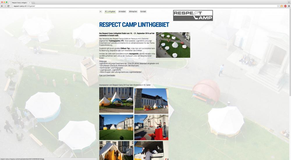 Respect Camp